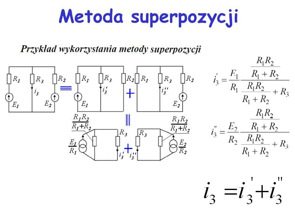 Metoda superpozycji 13