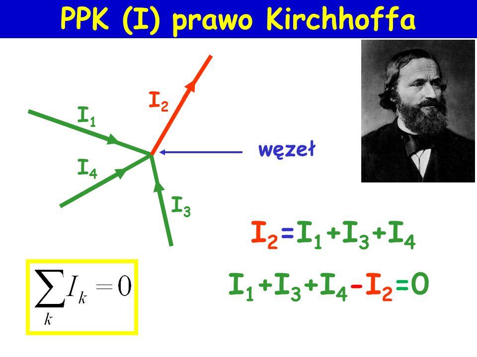 PPK (I) prawo Kirchhoffa
