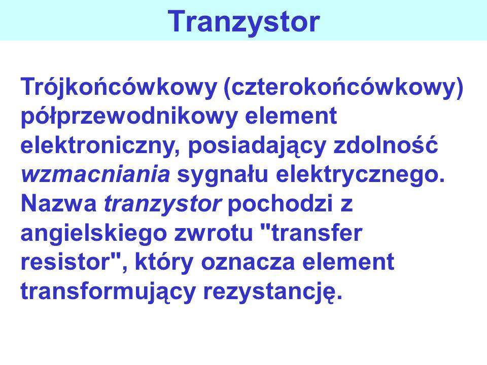 Tranzystor