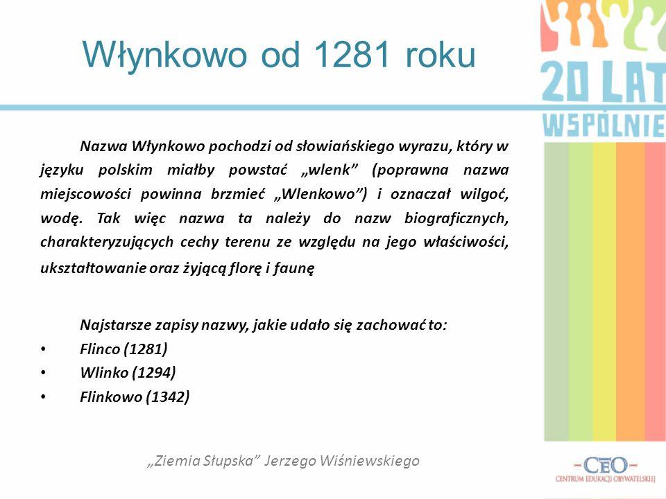"""""""Ziemia Słupska Jerzego Wiśniewskiego"""