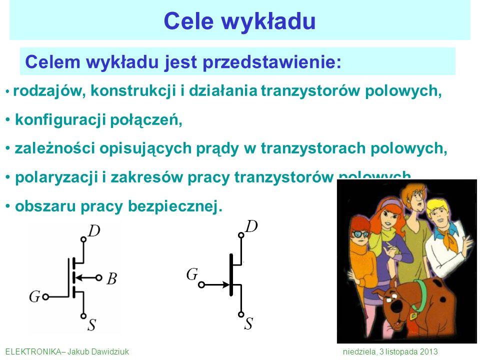 Cele wykładu Celem wykładu jest przedstawienie: konfiguracji połączeń,