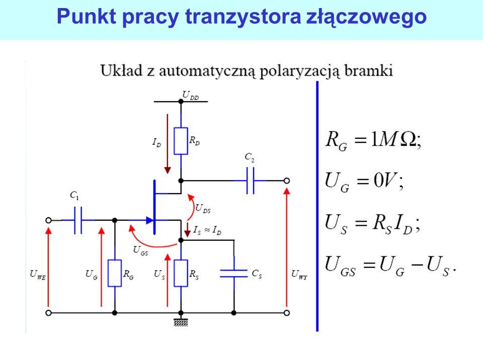 Punkt pracy tranzystora złączowego
