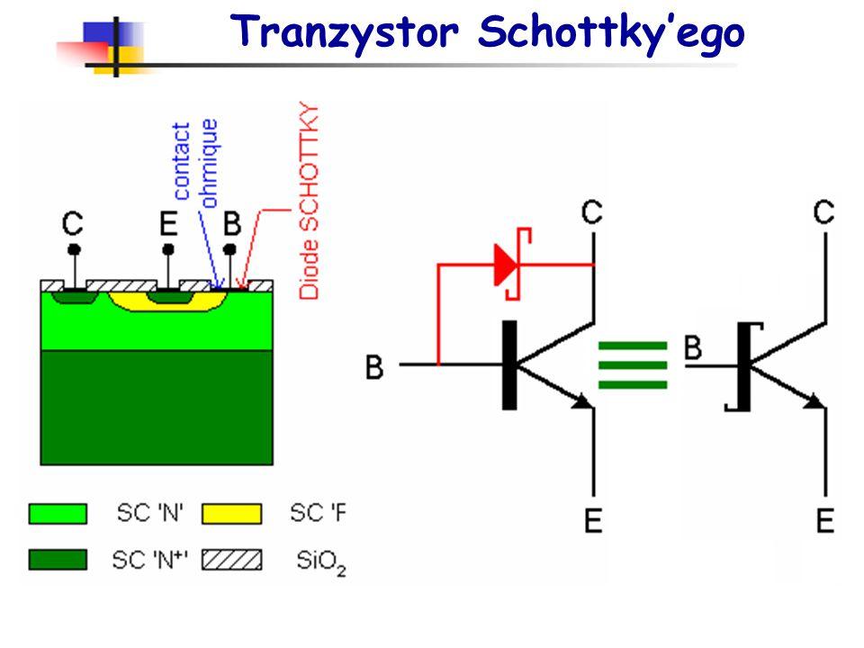 Tranzystor Schottky'ego