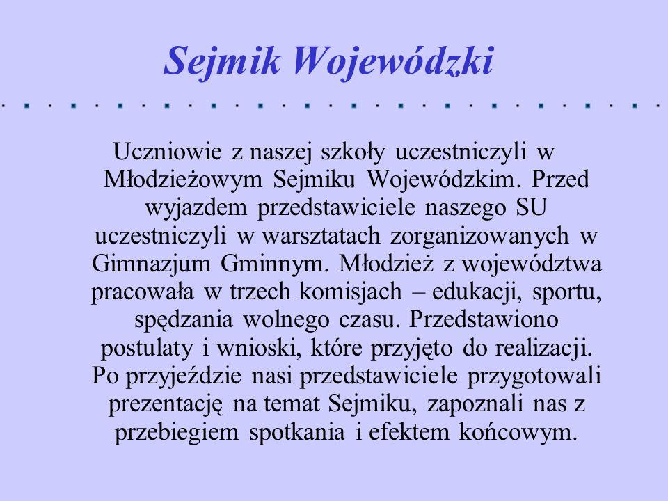 Sejmik Wojewódzki