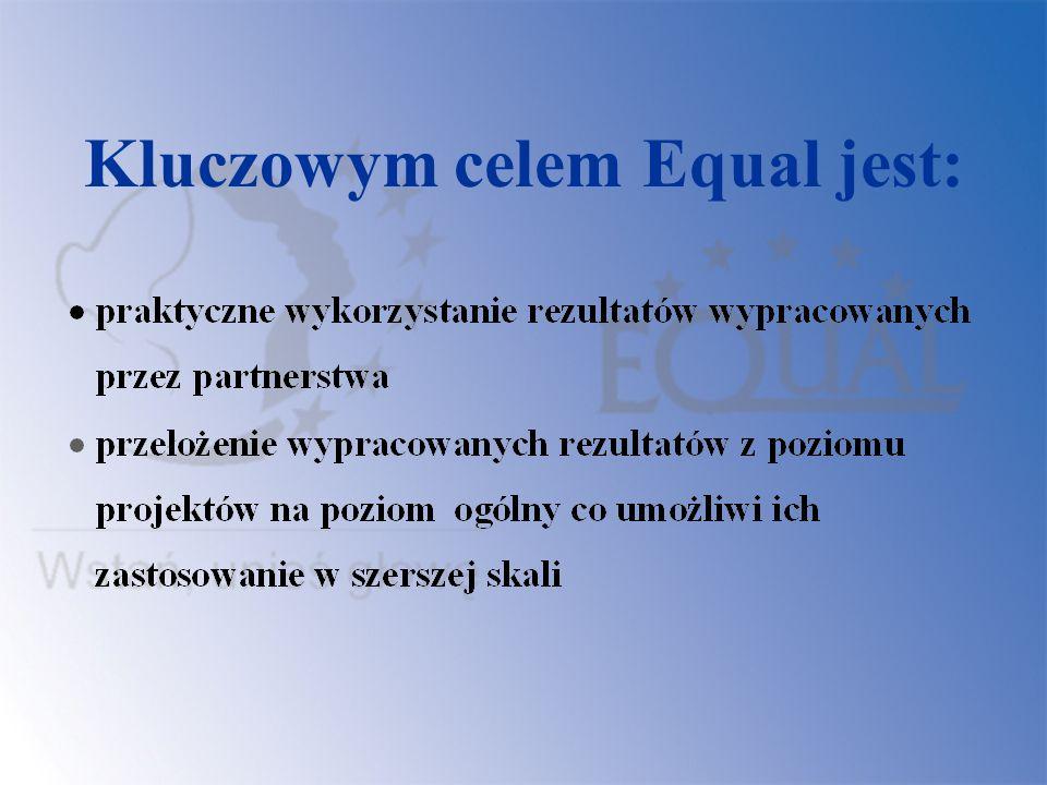 Kluczowym celem Equal jest: