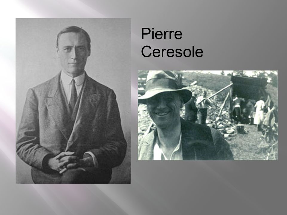 Pierre Ceresole