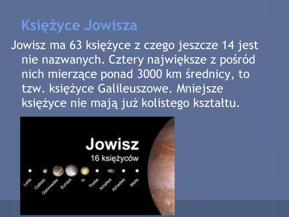 Księżyce Jowisza