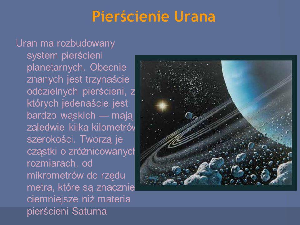 Pierścienie Urana