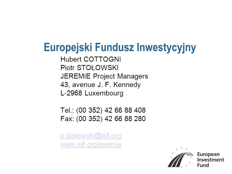 Europejski Fundusz Inwestycyjny