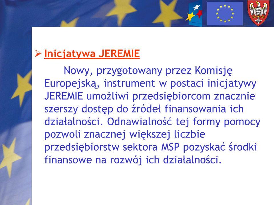 Inicjatywa JEREMIE