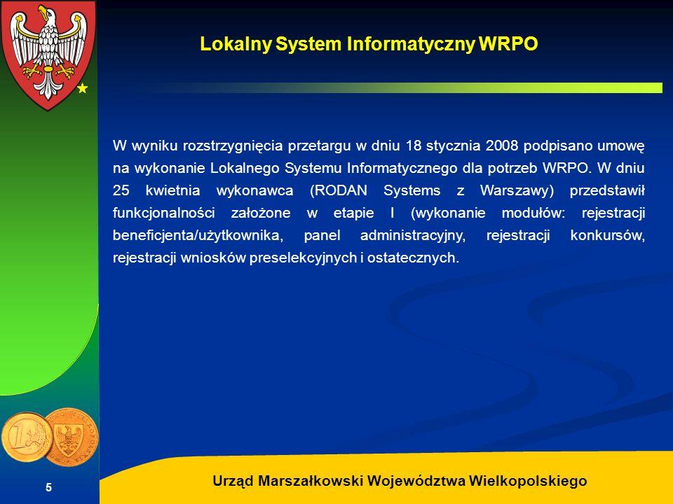 Lokalny System Informatyczny WRPO