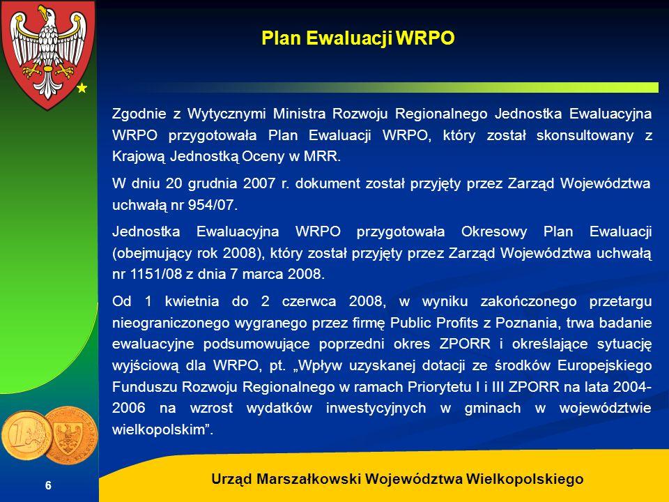 Plan Ewaluacji WRPO