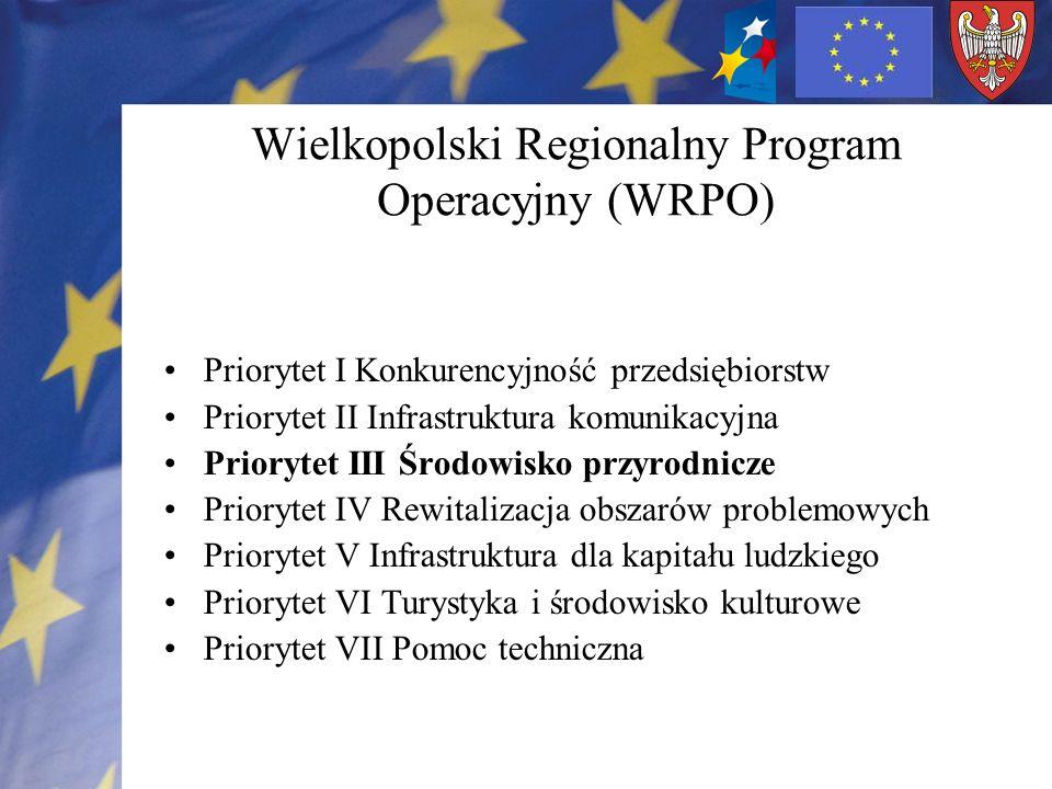 Wielkopolski Regionalny Program Operacyjny (WRPO)