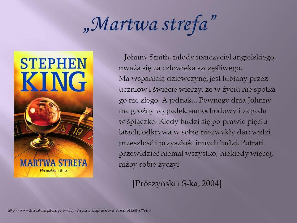 """Martwa strefa"