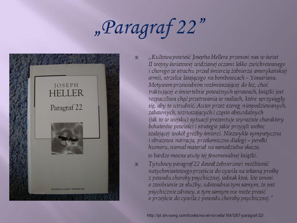 """""""Paragraf 22"""