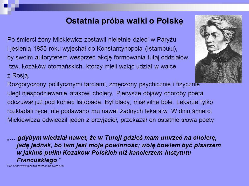 Ostatnia próba walki o Polskę