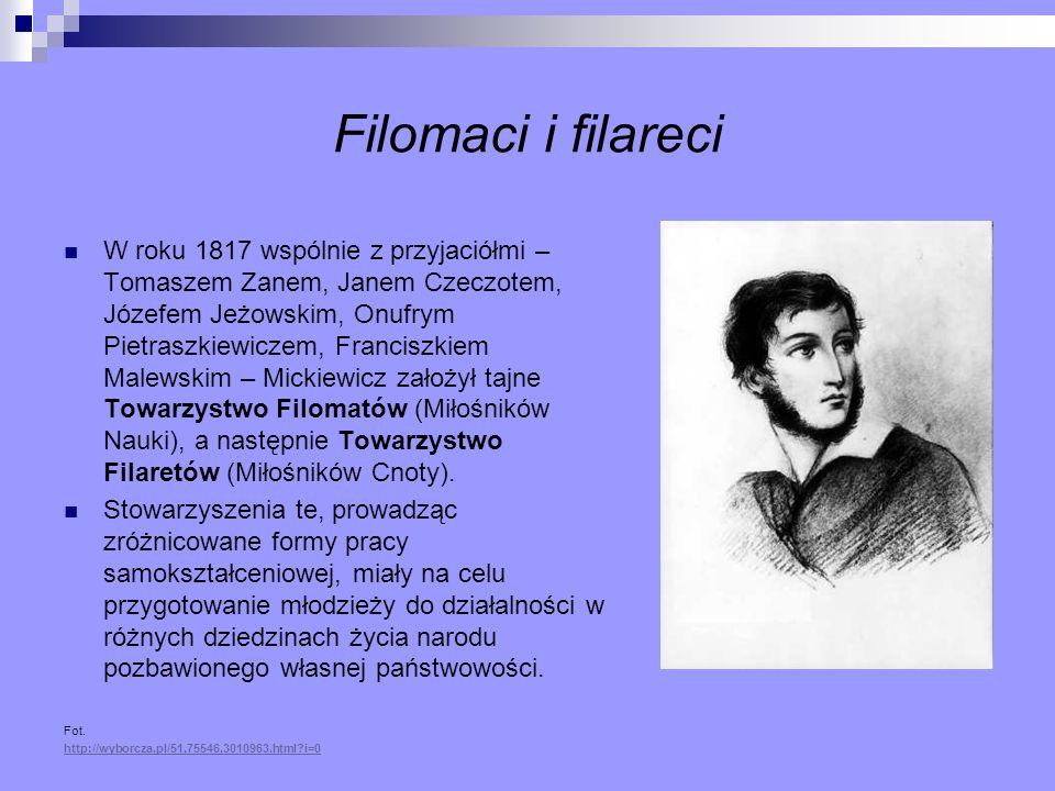 Filomaci i filareci