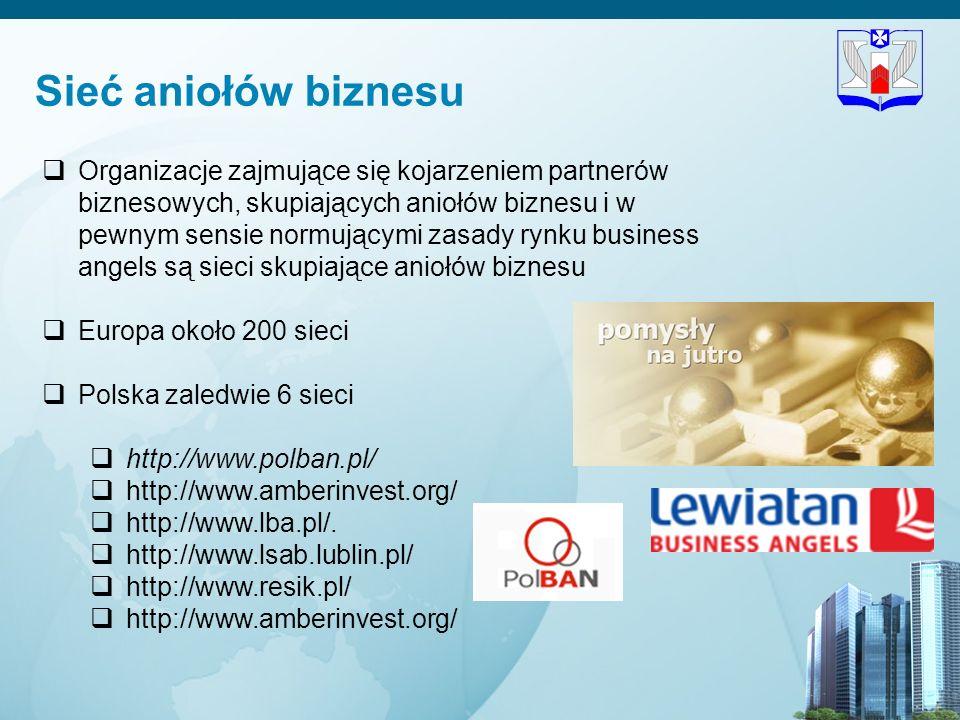 Sieć aniołów biznesu