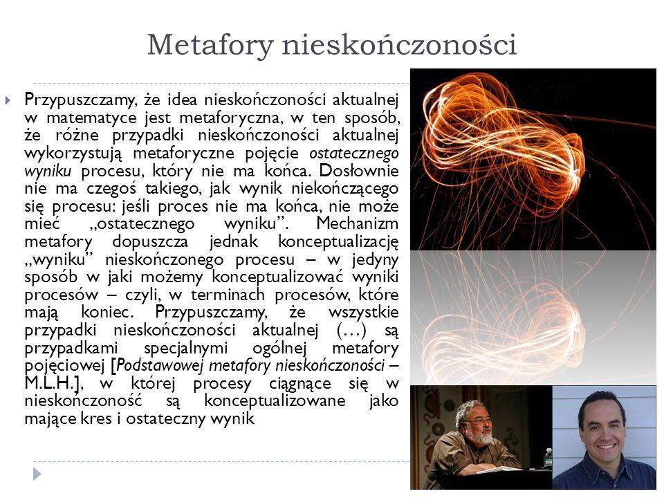 Metafory nieskończoności
