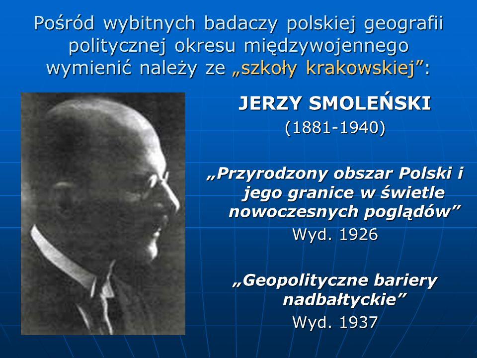 """""""Geopolityczne bariery nadbałtyckie"""