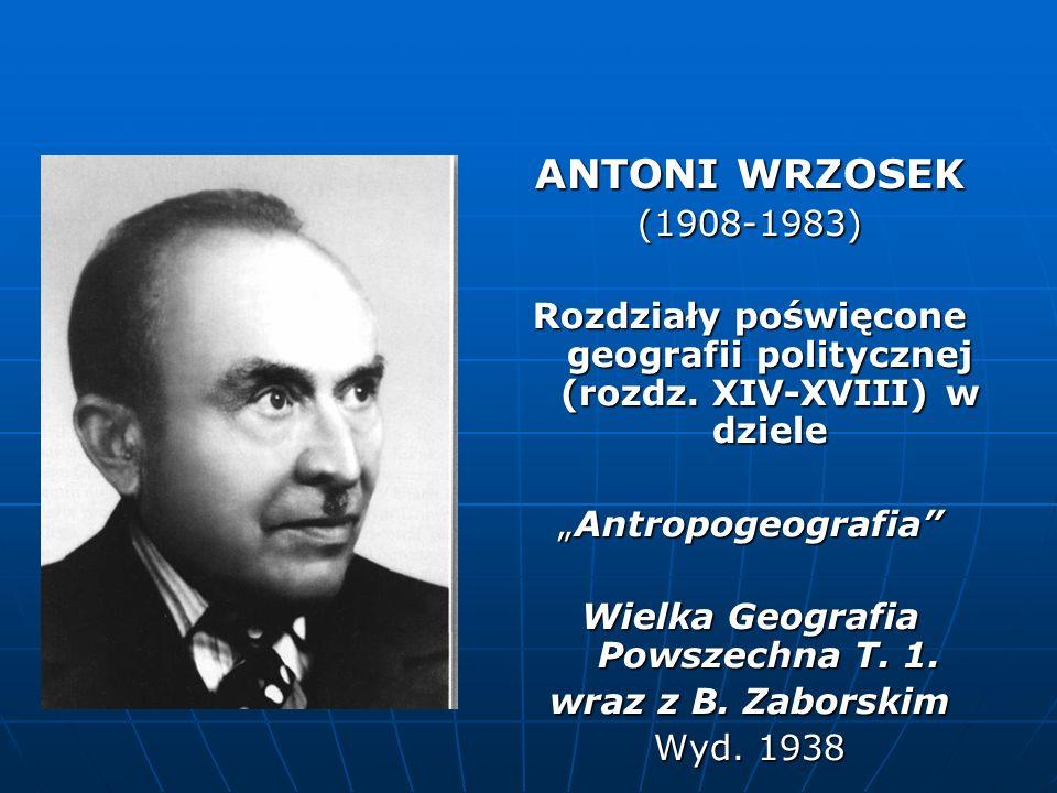 Wielka Geografia Powszechna T. 1.