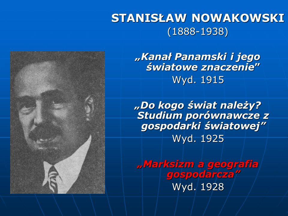 STANISŁAW NOWAKOWSKI (1888-1938)