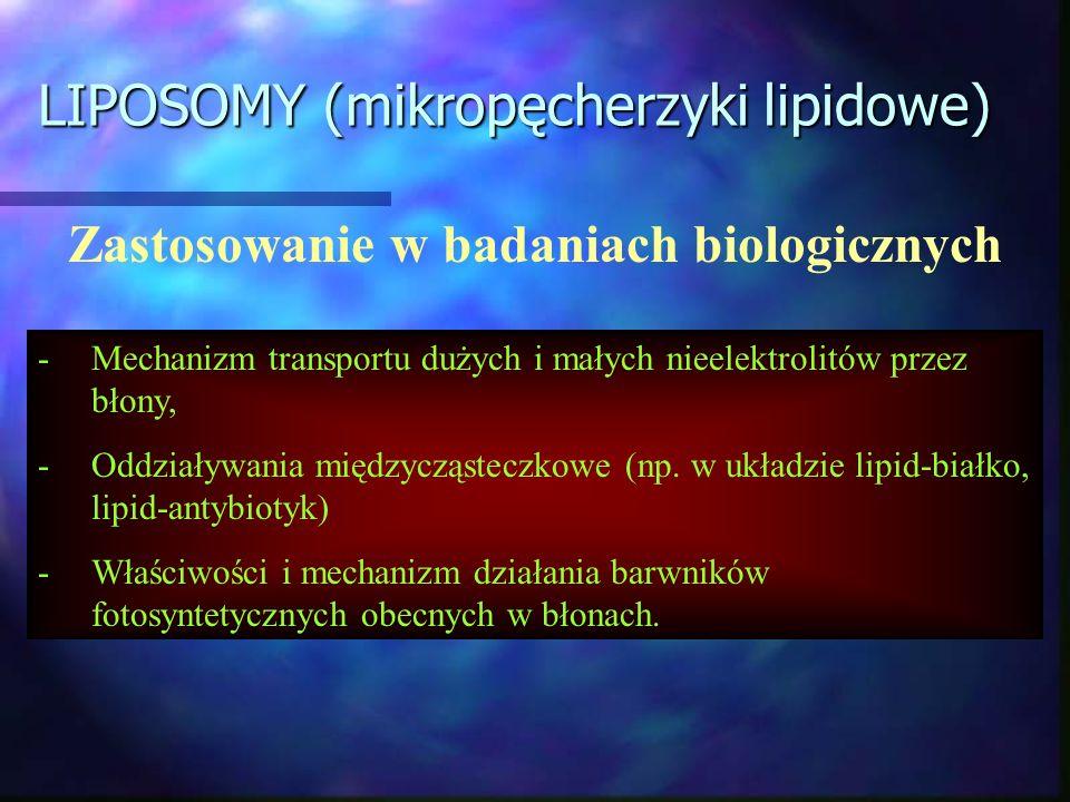 Zastosowanie w badaniach biologicznych