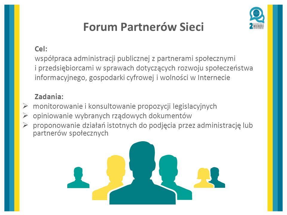 Forum Partnerów Sieci Cel: