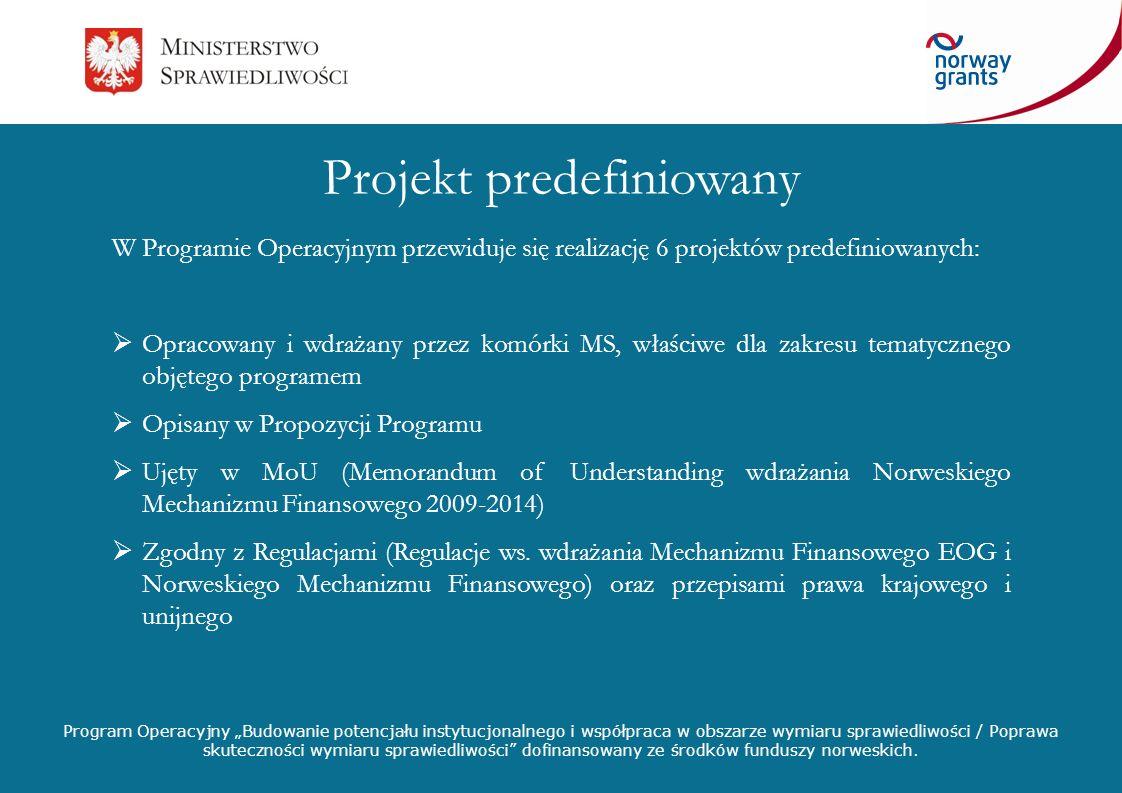 Projekt predefiniowany