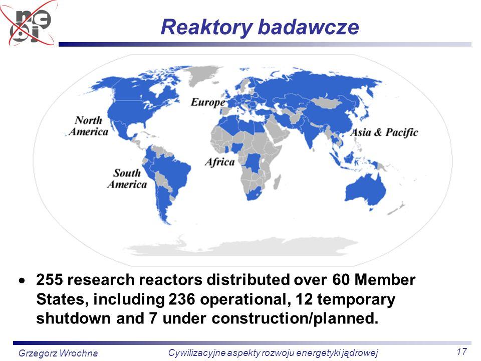 Cywilizacyjne aspekty rozwoju energetyki jądrowej