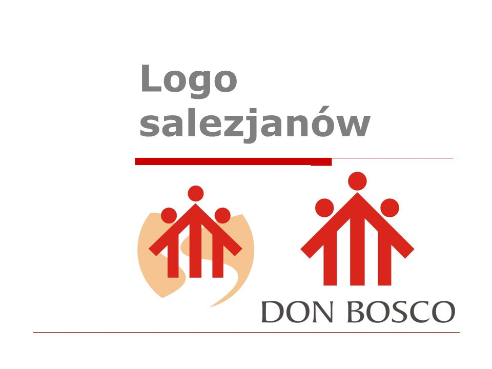 Logo salezjanów
