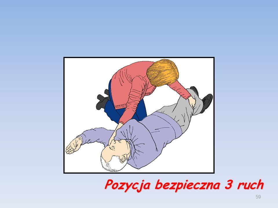 Pozycja bezpieczna 3 ruch