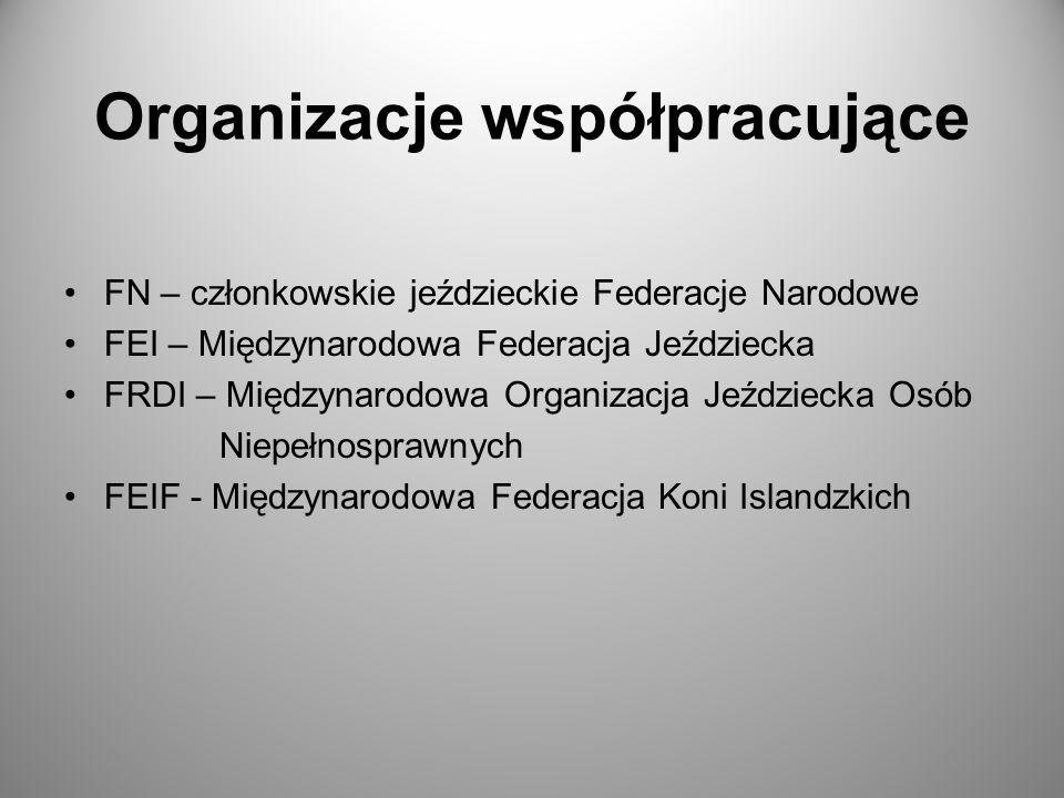Organizacje współpracujące
