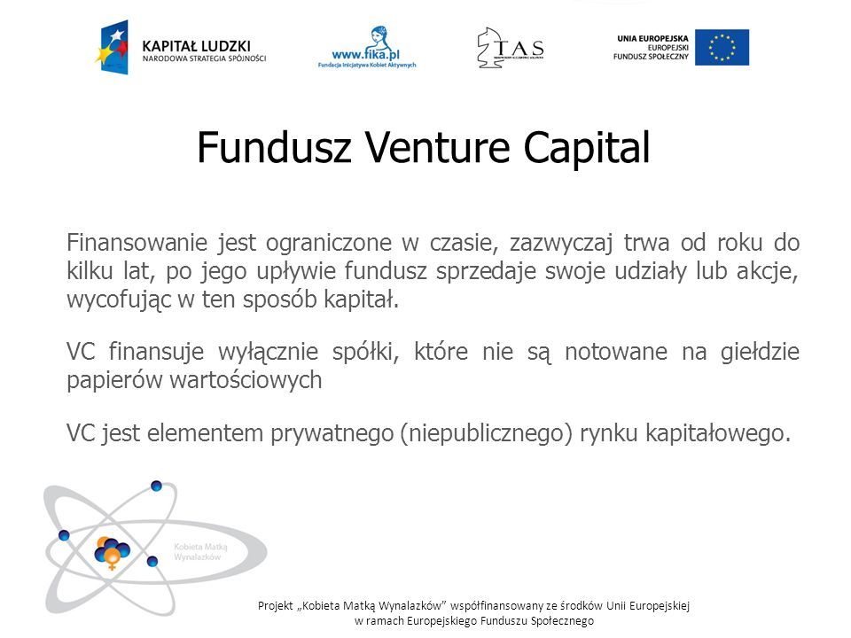 Fundusz Venture Capital