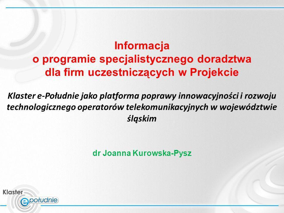dr Joanna Kurowska-Pysz