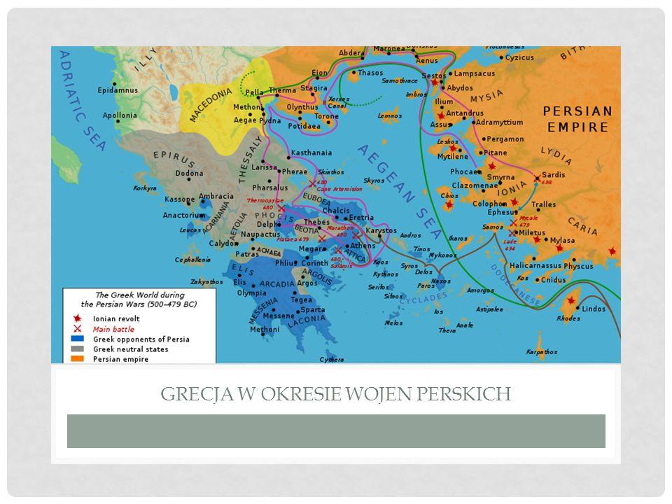 Grecja w okresie wojen perskich