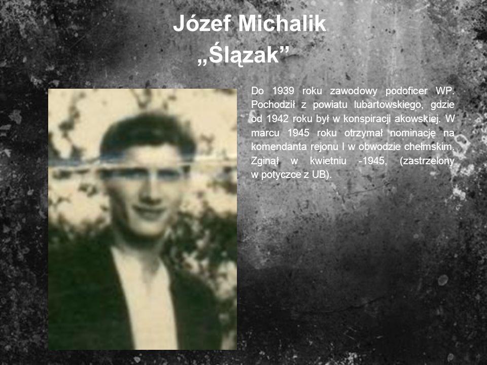"""Józef Michalik """"Ślązak"""