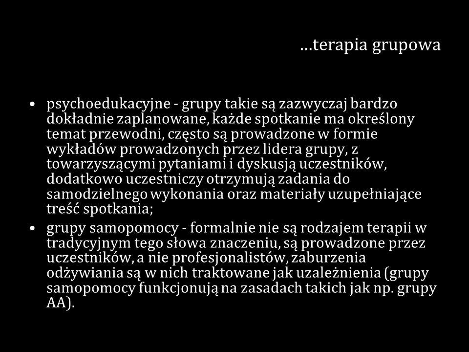 …terapia grupowa