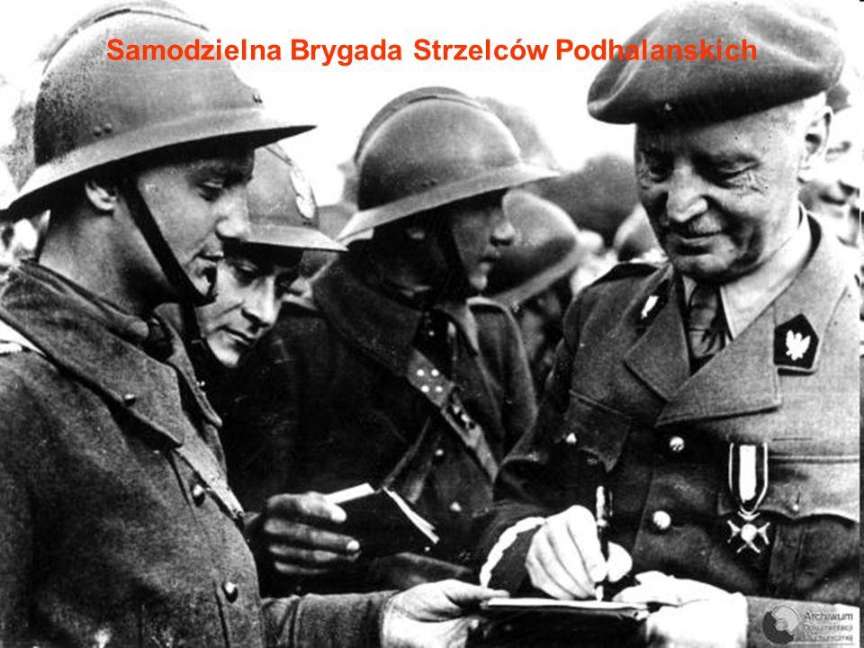 Samodzielna Brygada Strzelców Podhalanskich