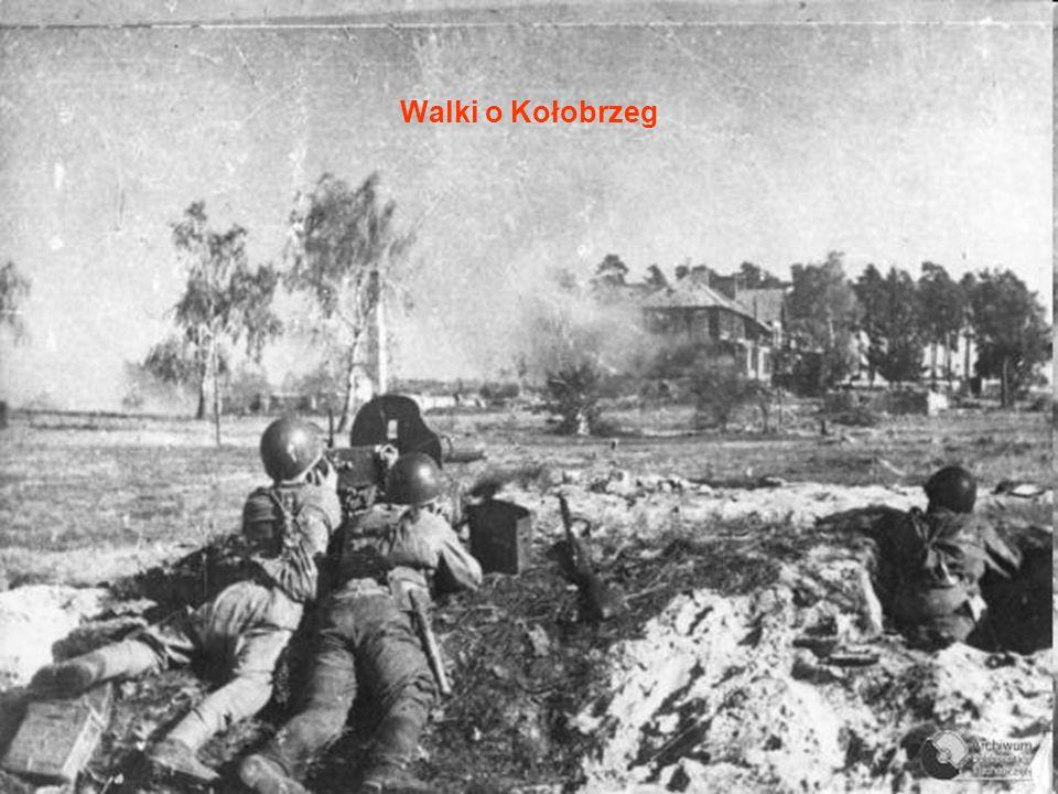 Walki o Kołobrzeg