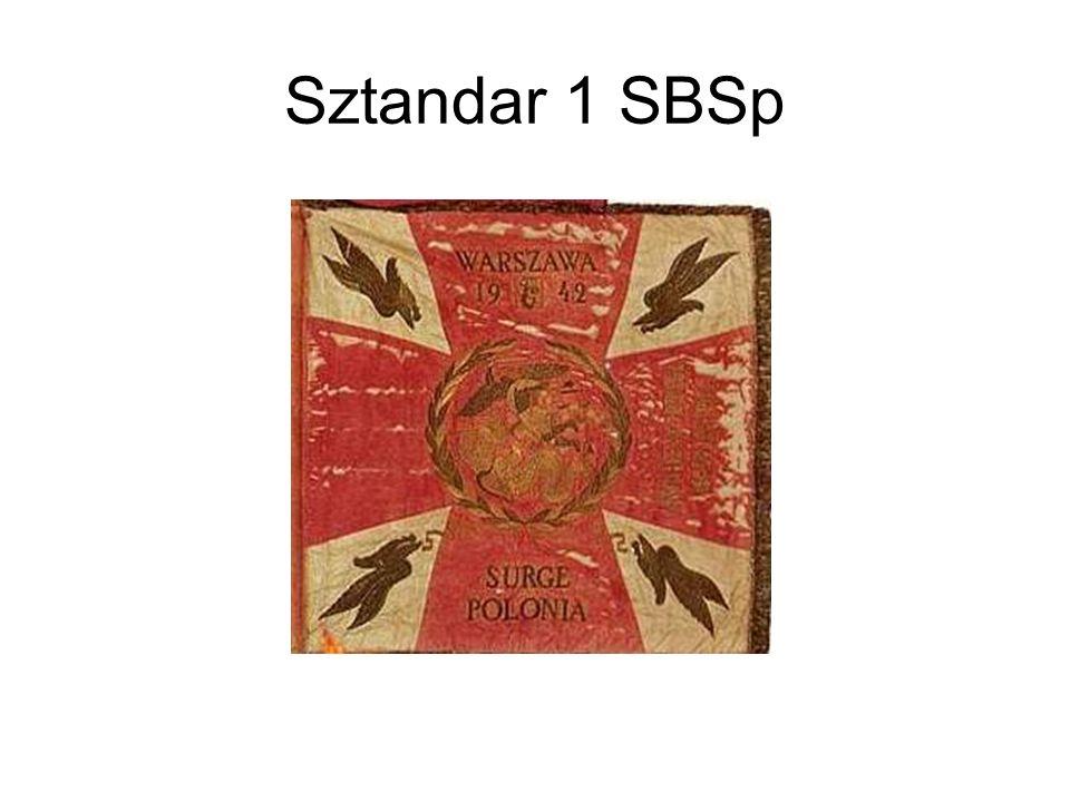 Sztandar 1 SBSp