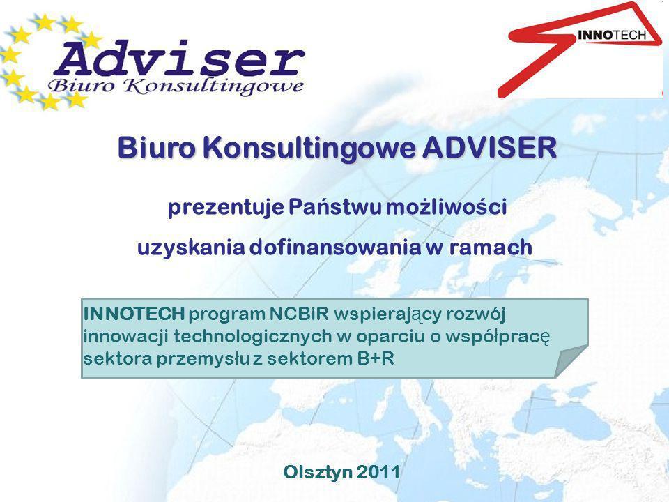 Biuro Konsultingowe ADVISER