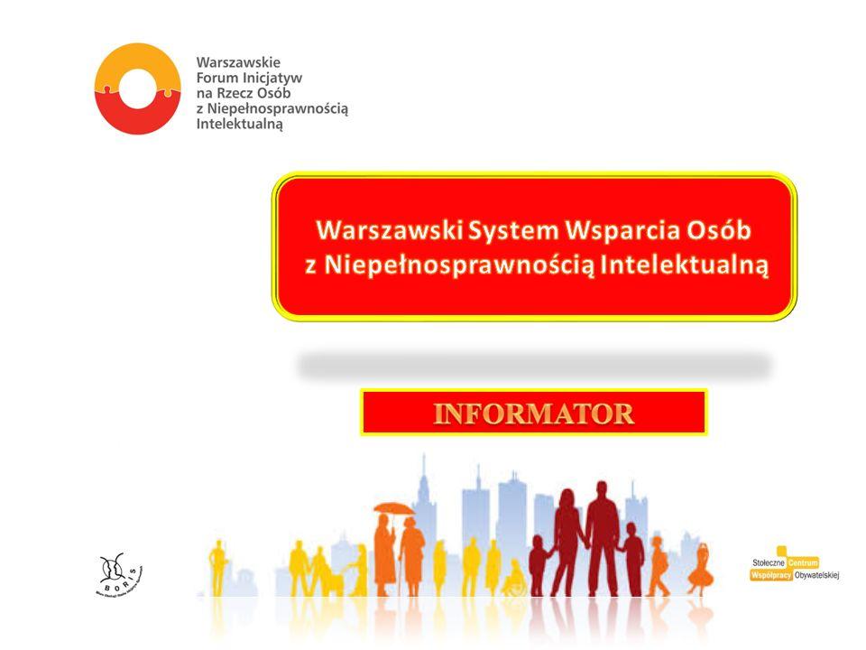 Warszawski System Wsparcia Osób z Niepełnosprawnością Intelektualną