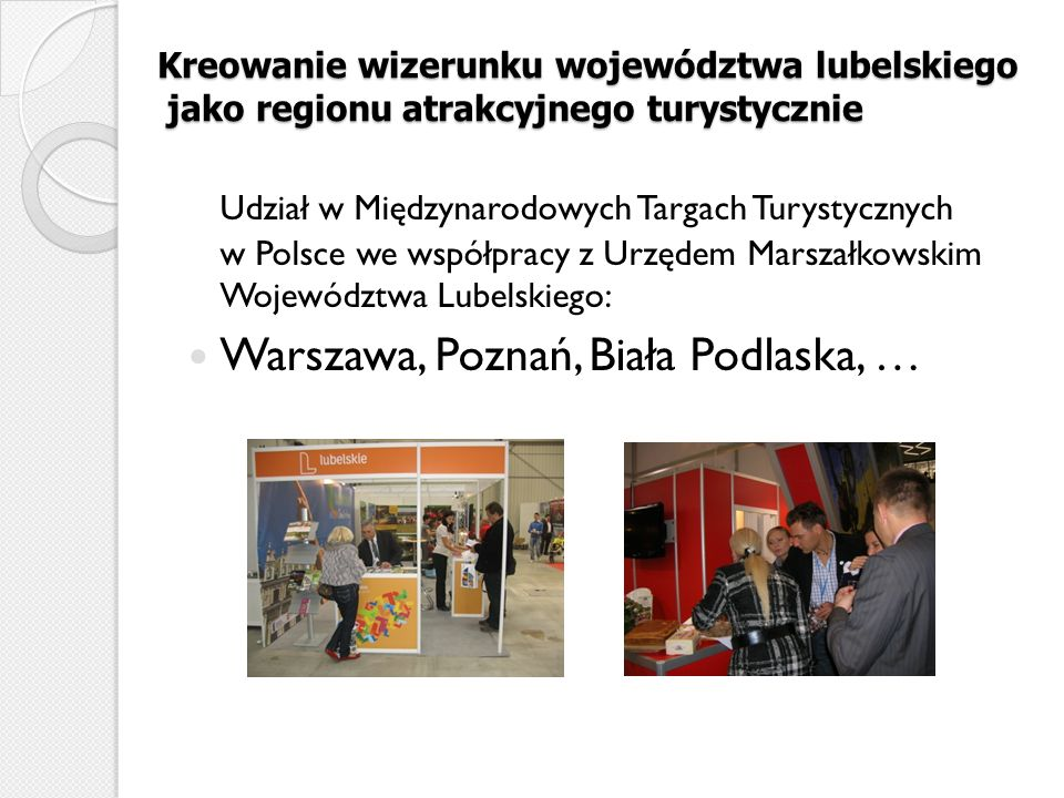 Warszawa, Poznań, Biała Podlaska, …