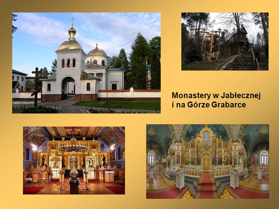 Monastery w Jabłecznej
