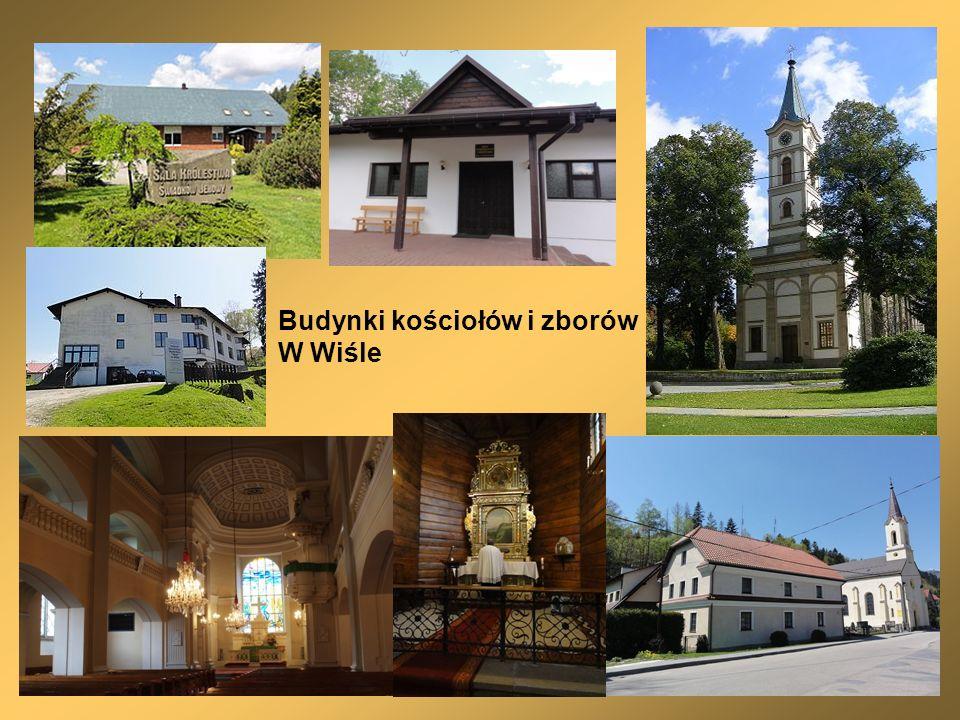 Budynki kościołów i zborów
