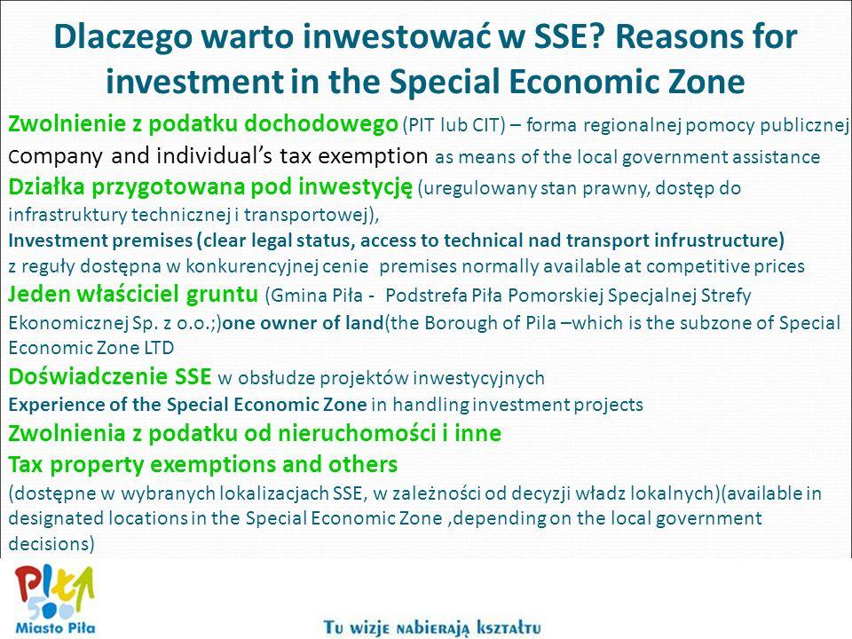 Dlaczego warto inwestować w SSE