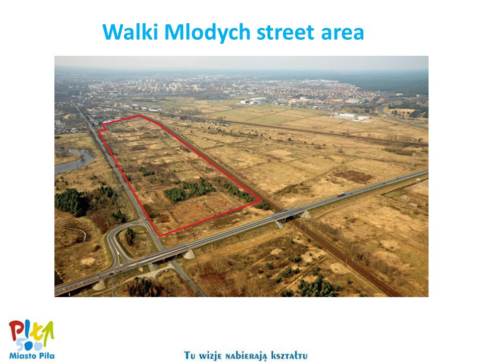 Walki Mlodych street area