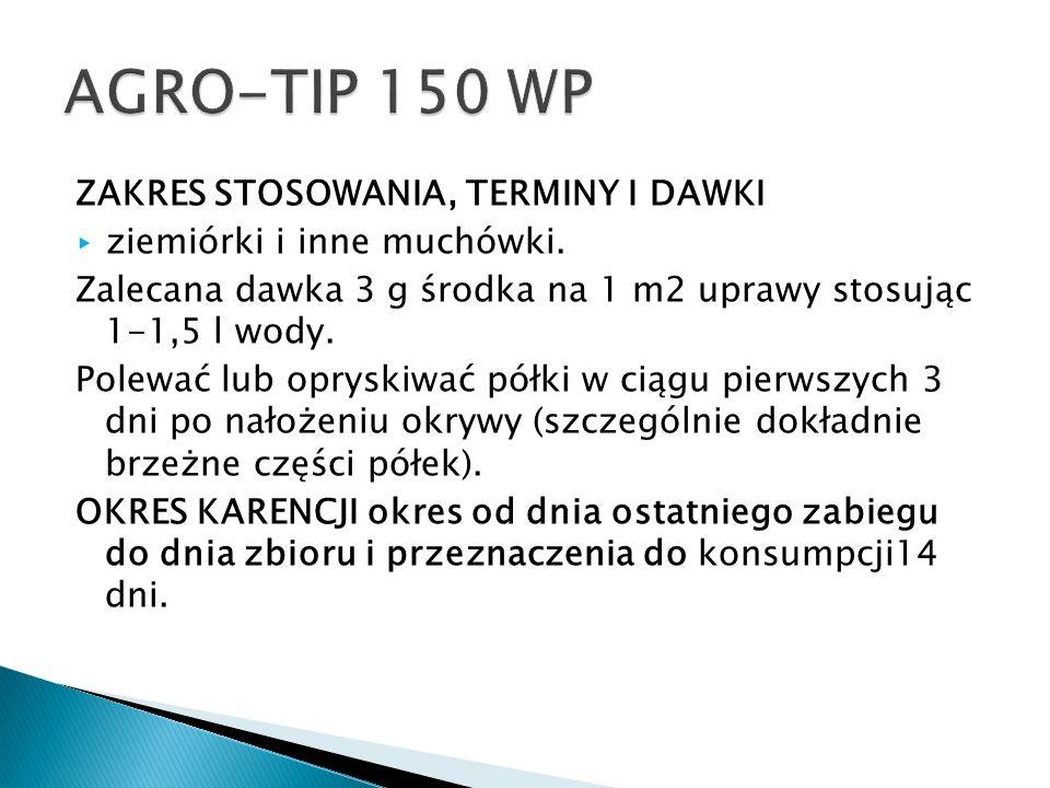 AGRO-TIP 150 WP