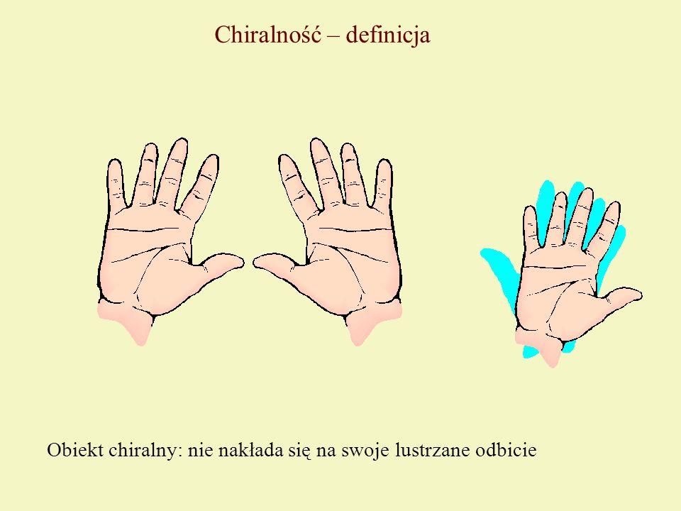 Chiralność – definicja